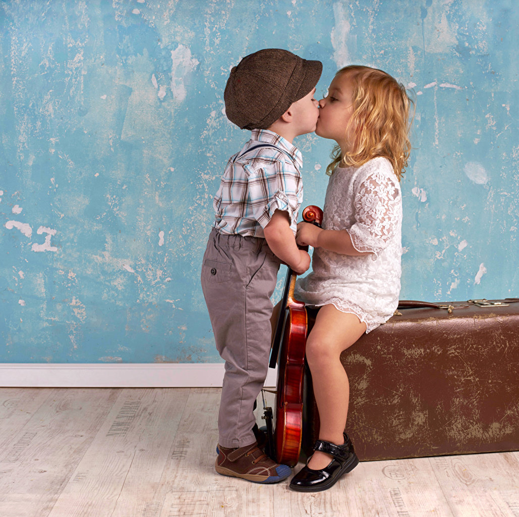 Красивые картинки с маленькими девочками и мальчиками, открытку день