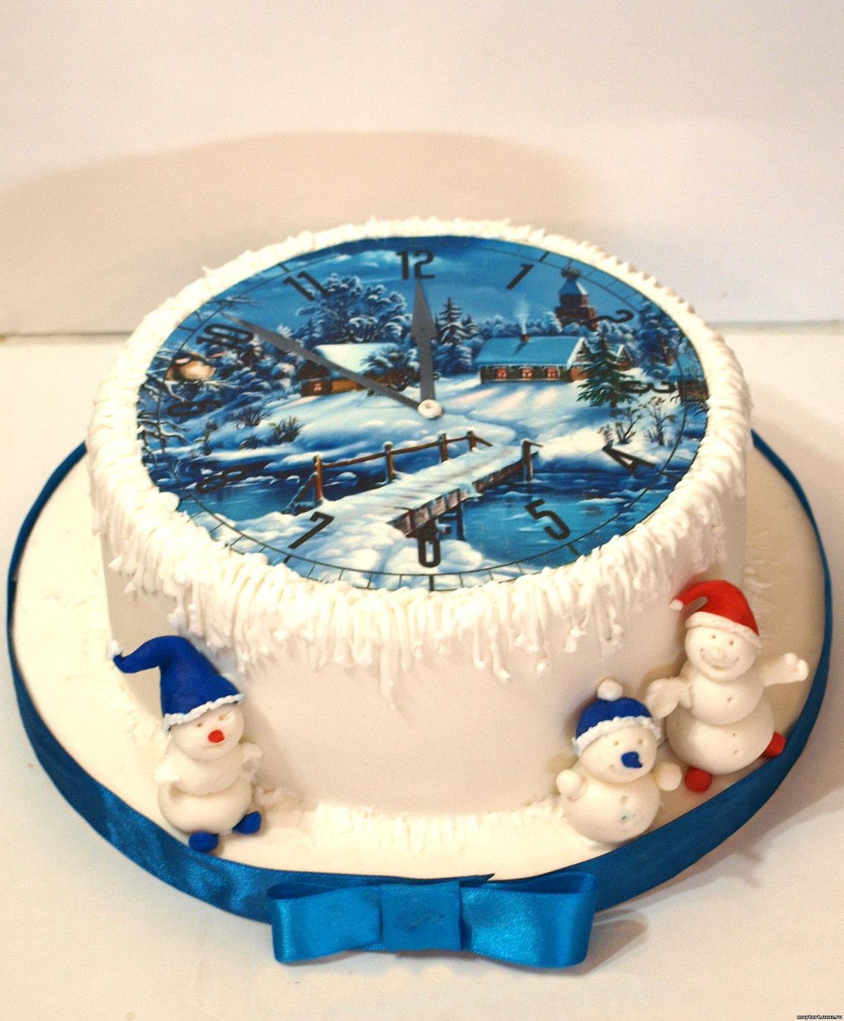 было того, картинки новогодних тортов нас женой