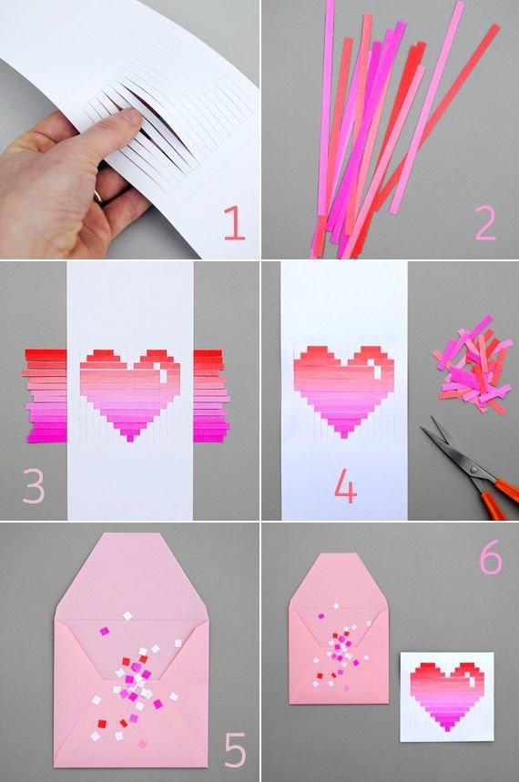 Как можно сделать красивые открытки своими руками из бумаги, можно сделать открытку