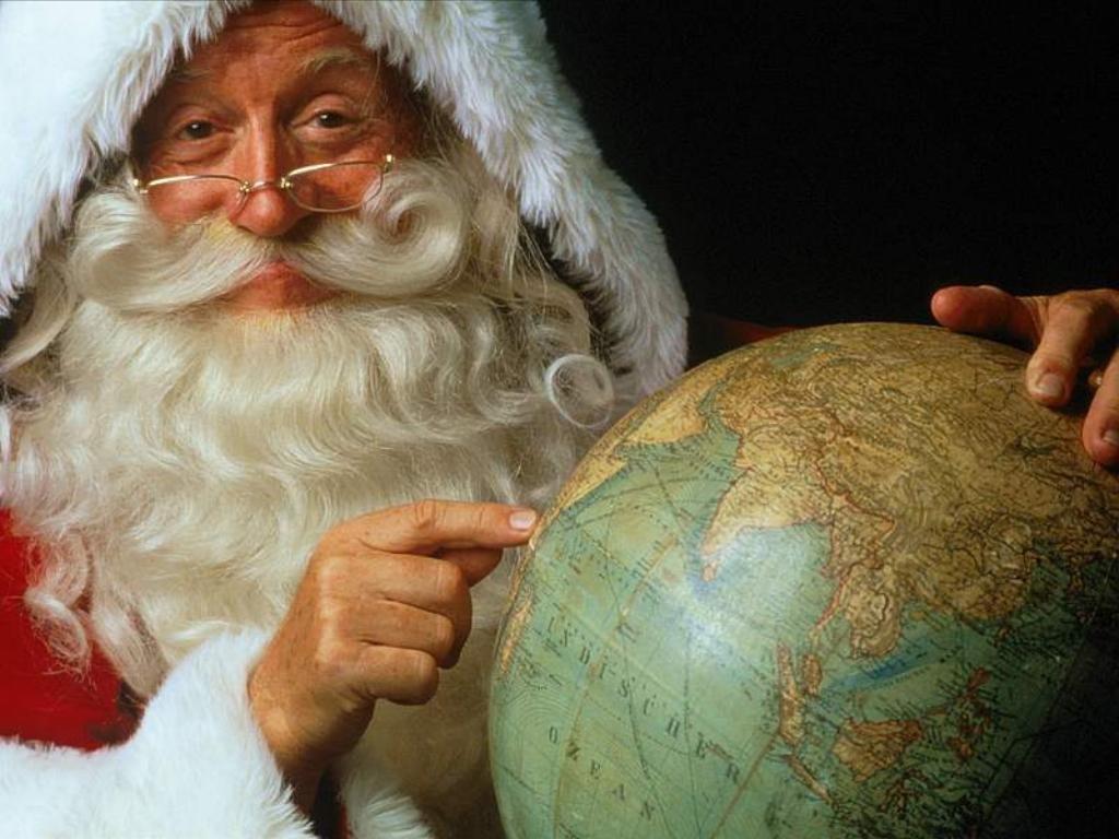 Новогодние открытки разных стран мира, прощенному