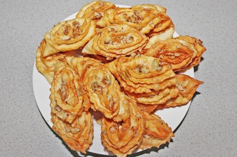 Пахлава медовая крымская рецепт с фото пошагово