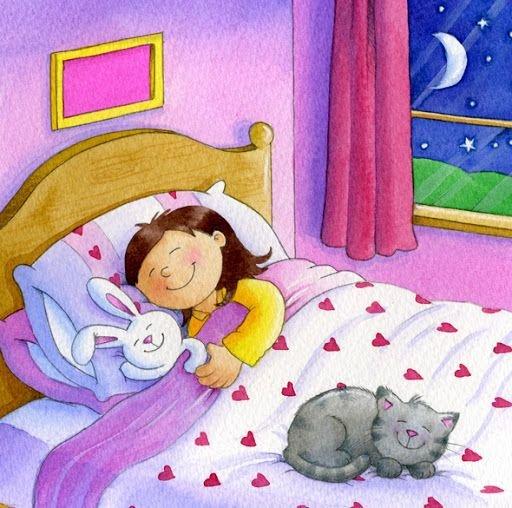 картинки на английском спать важно