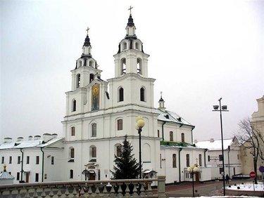 собор святого духа минск
