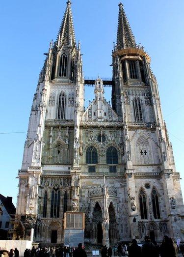 домский собор регенсбурга