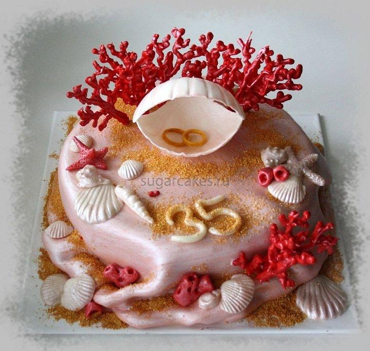 35 лет картинка на торт