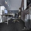 Дизайн кабинета в современном стиле - В сером цвете (интересный дизайн)