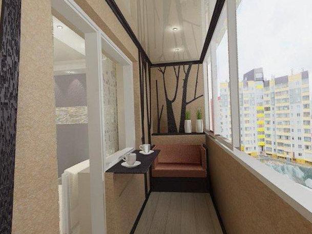 Как обустроить балкон, как подобрать мебель, как выбирать лу.