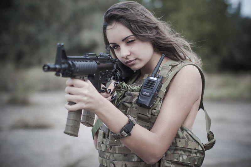 девушки милитари фото вам