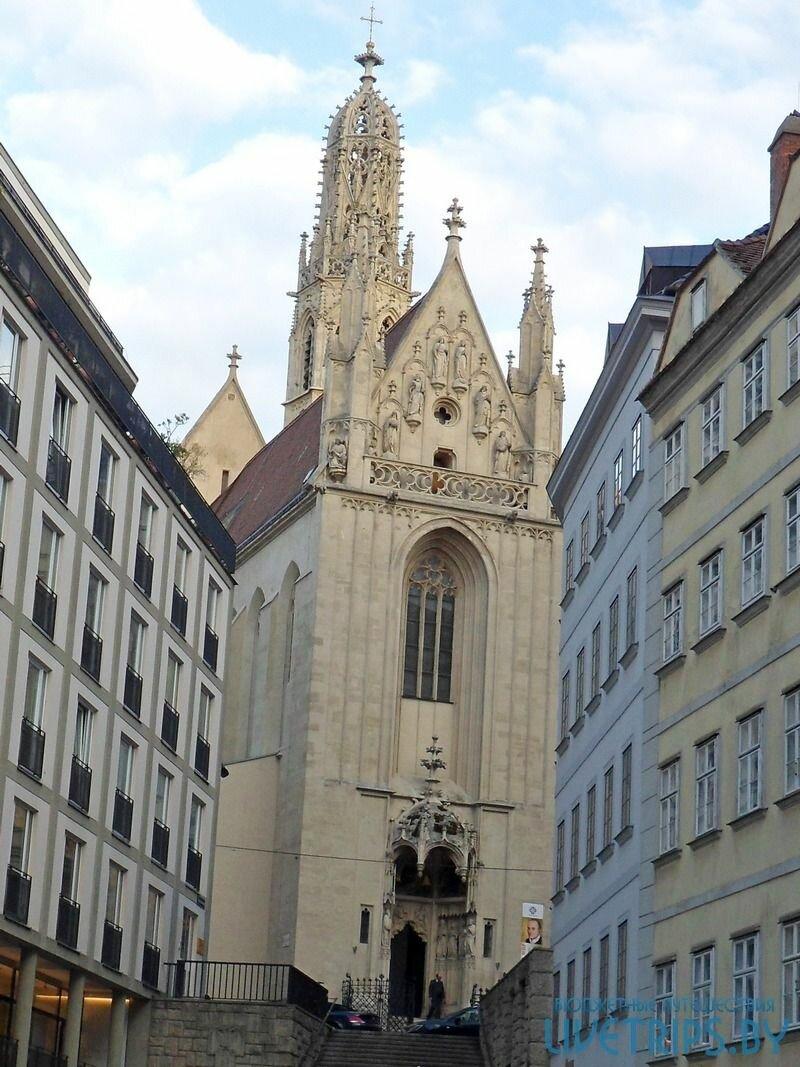 Церковь святой Марии ам Гештаде