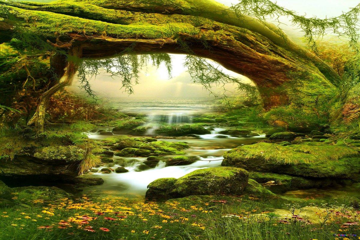Красивые картинки с надписями природа