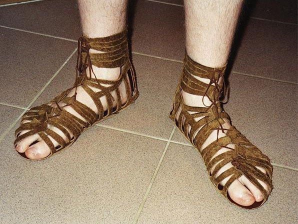 1b5cd8a5a Обувь своими руками? Почему бы нет!