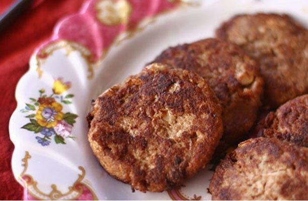 Сочные котлеты из баранины - пошаговый кулинарный рецепт приготовления