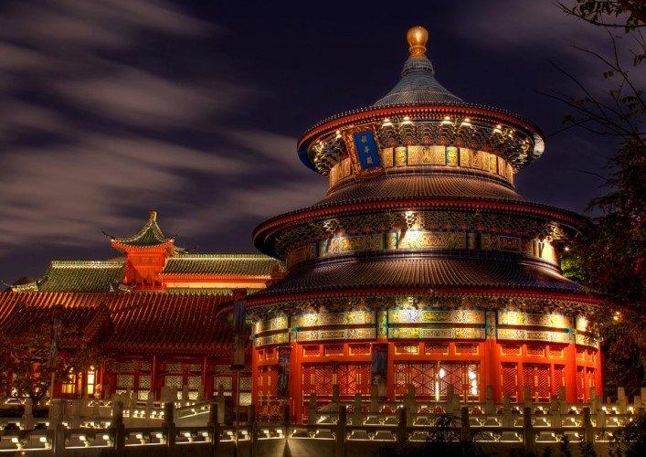 Храм Неба Хуаньцю