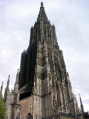 ульмский собор