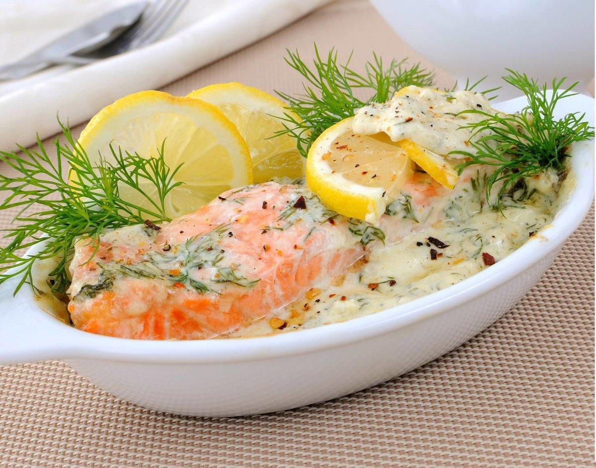 блюда из рыбы горбуши рецепты с фото тот
