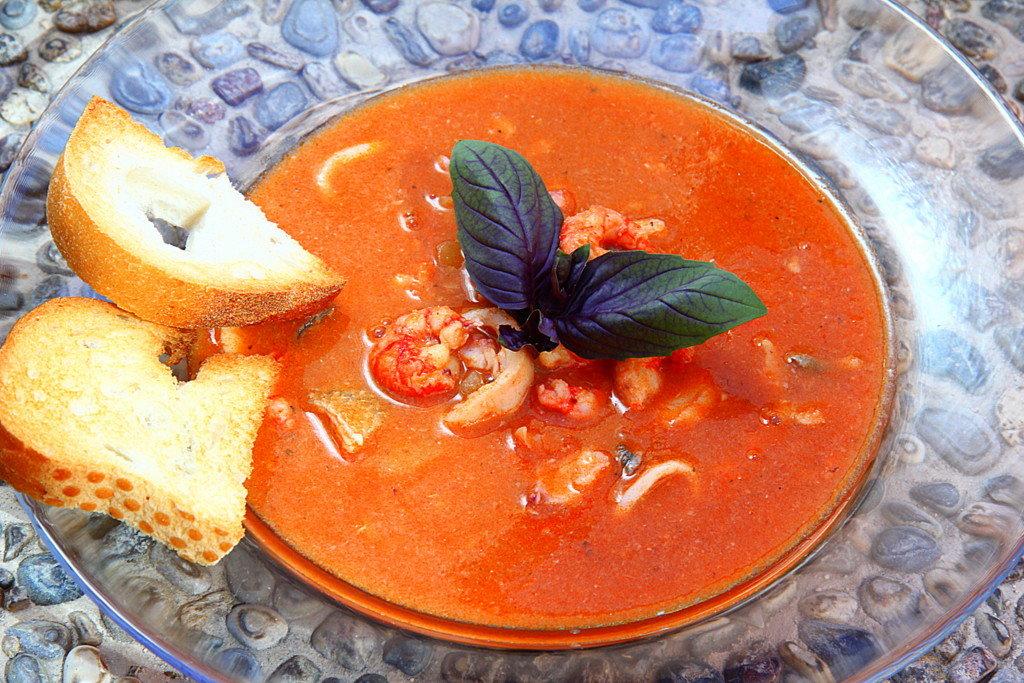 суп буябес рецепт с фото раннего