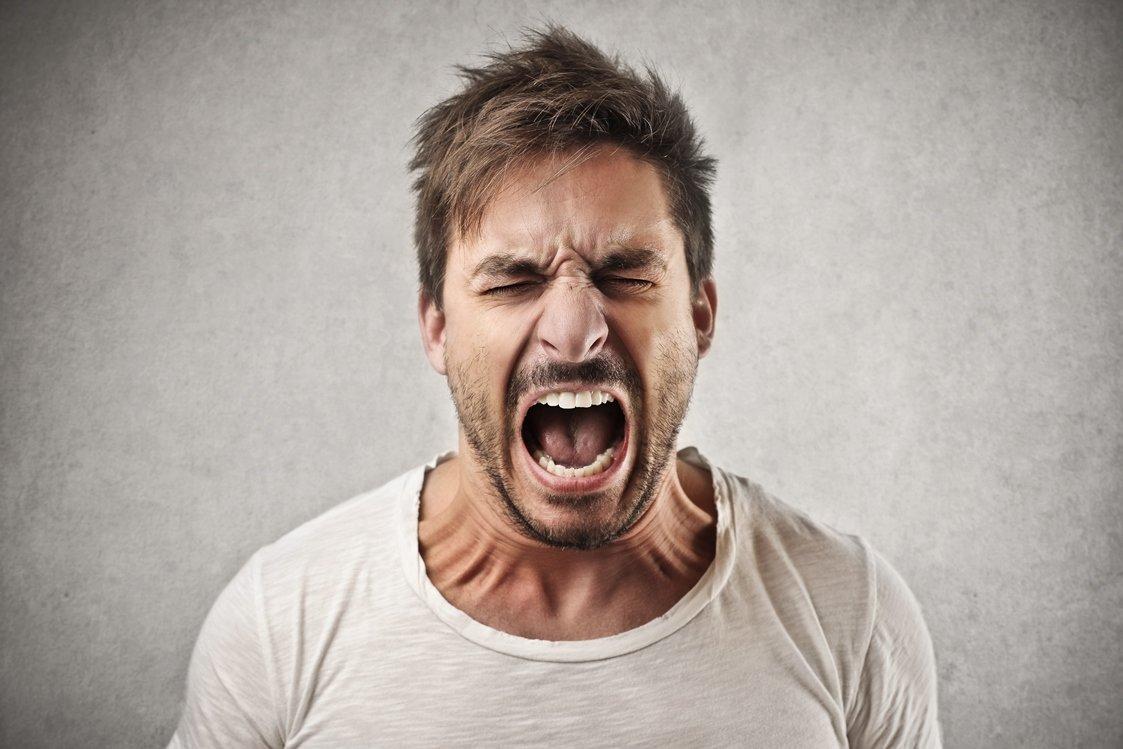 Открытки злость гнев