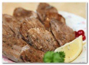 языка Рецепты говяжего блюд из