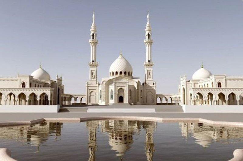 Мечеть Булгар.