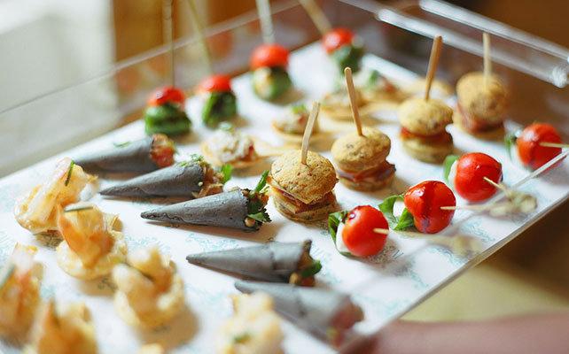 Сайт ресторанное меню фото холодные закуски