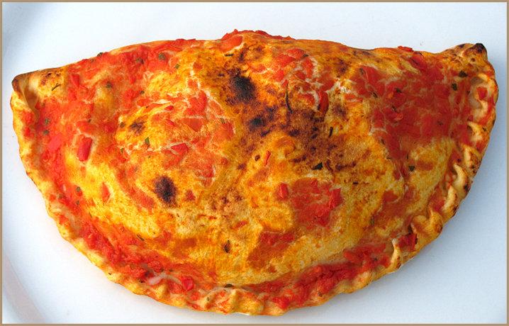 Закрытая пицца рецепт с фото