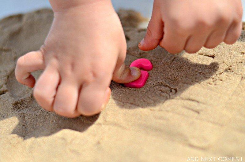 упражнения с песком в картинках данном