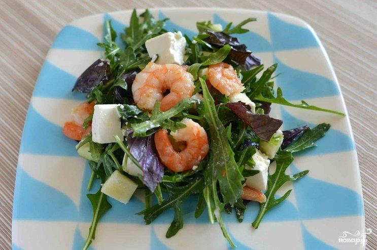 Вкусные салаты с руколой рецепты с фото