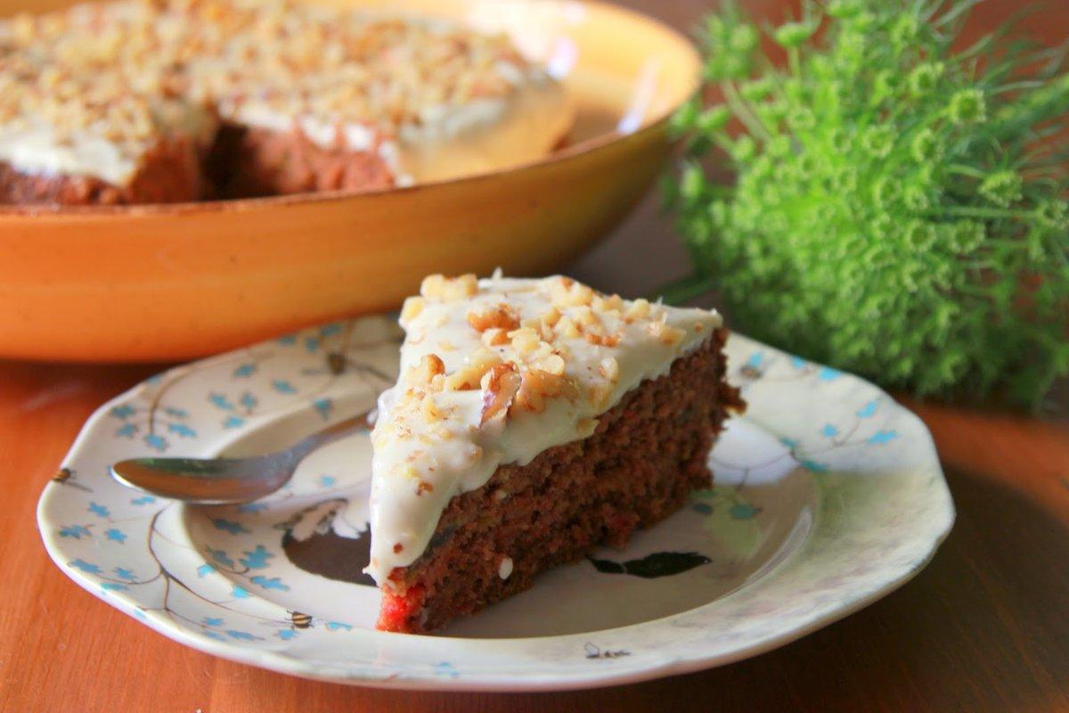 постный морковный пирог рецепт с фото знаете через