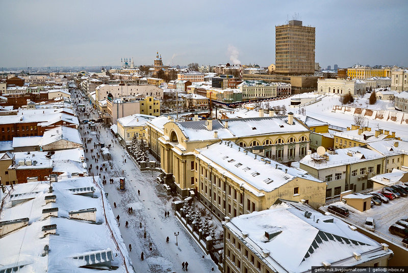 "Улица Баумана - ""Казанский Арбат"""