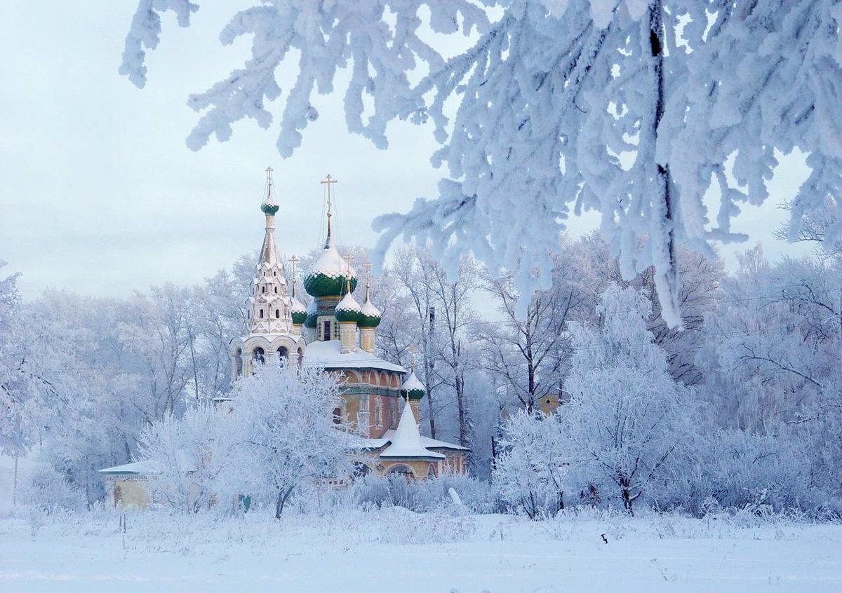 Картинка, картинки обои фото мороз зима крещение