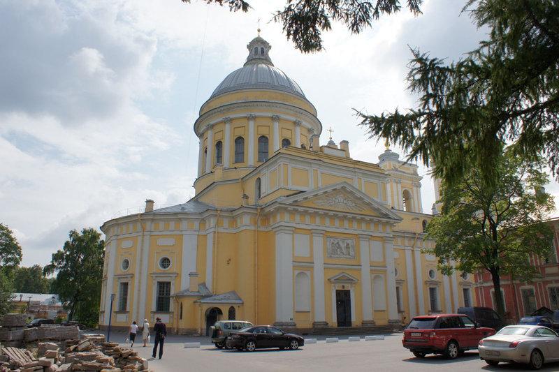 Александро-Невская Лавра (Россия)