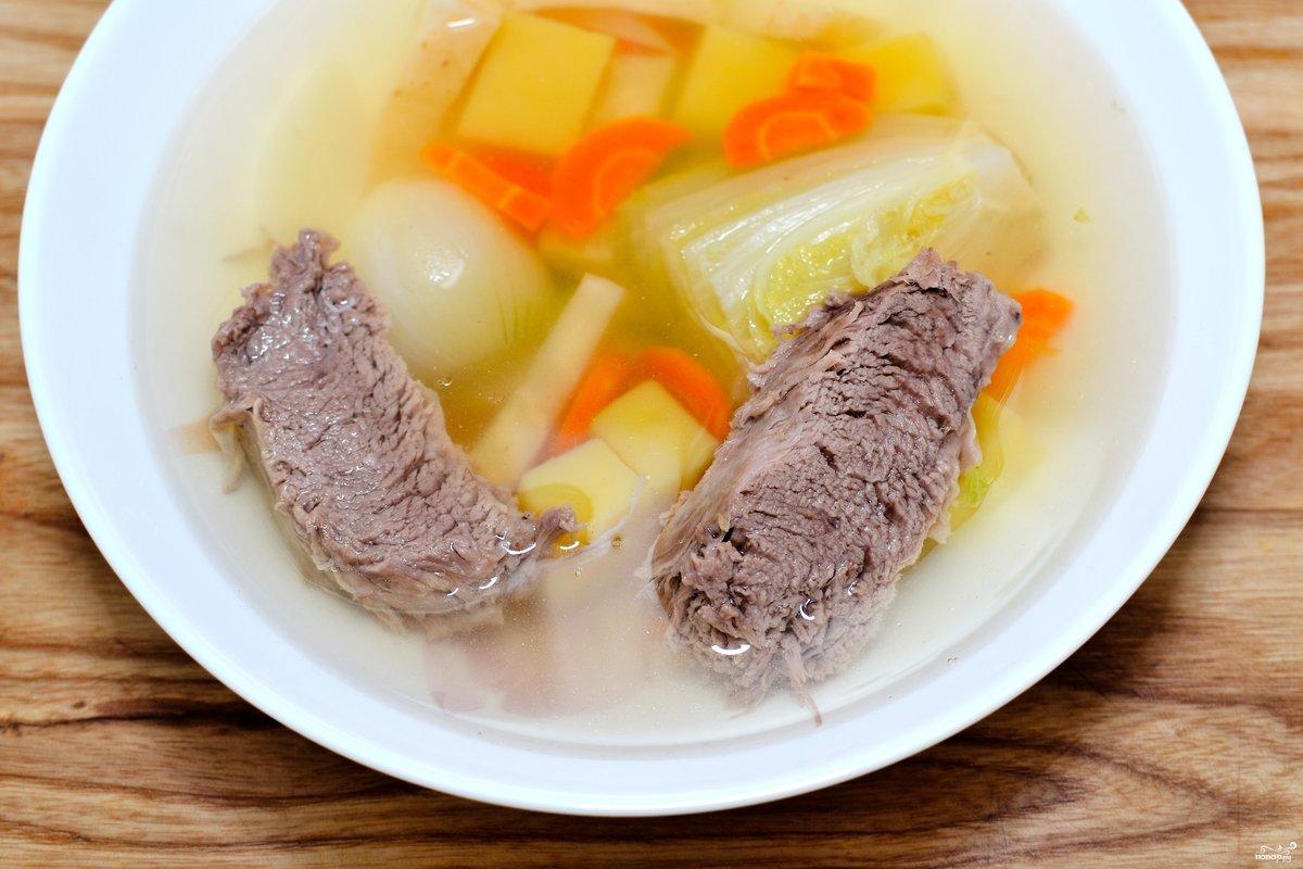Из вареного мяса можно приготовить много вкусных и аппетитных блюд.