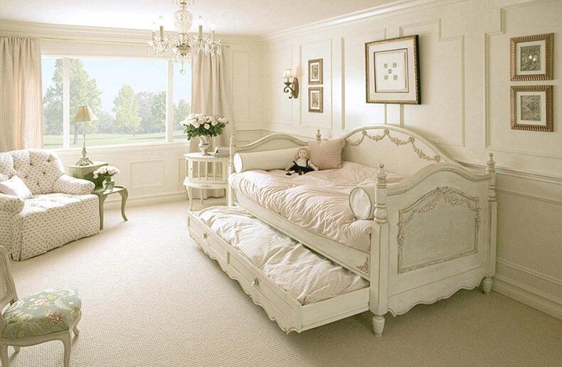 романтика может царить не только во всей квартире