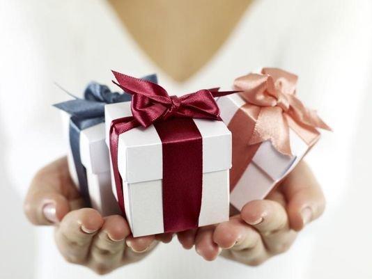 Как сделать большой подарок