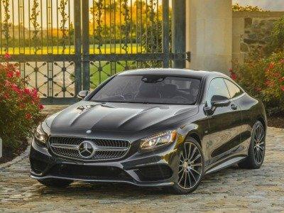 Фотографии автомобилей Mercedes S-Class / Мерседес S-Класс  (2014 - ...) Купе
