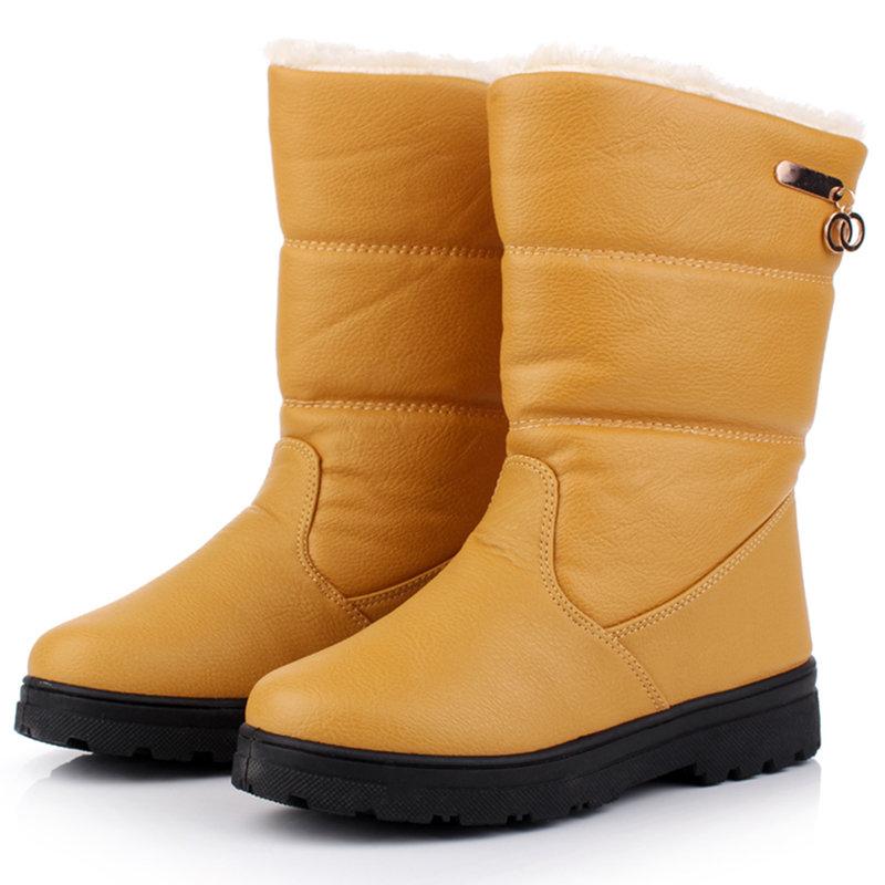 Очень теплые ботинки на зиму