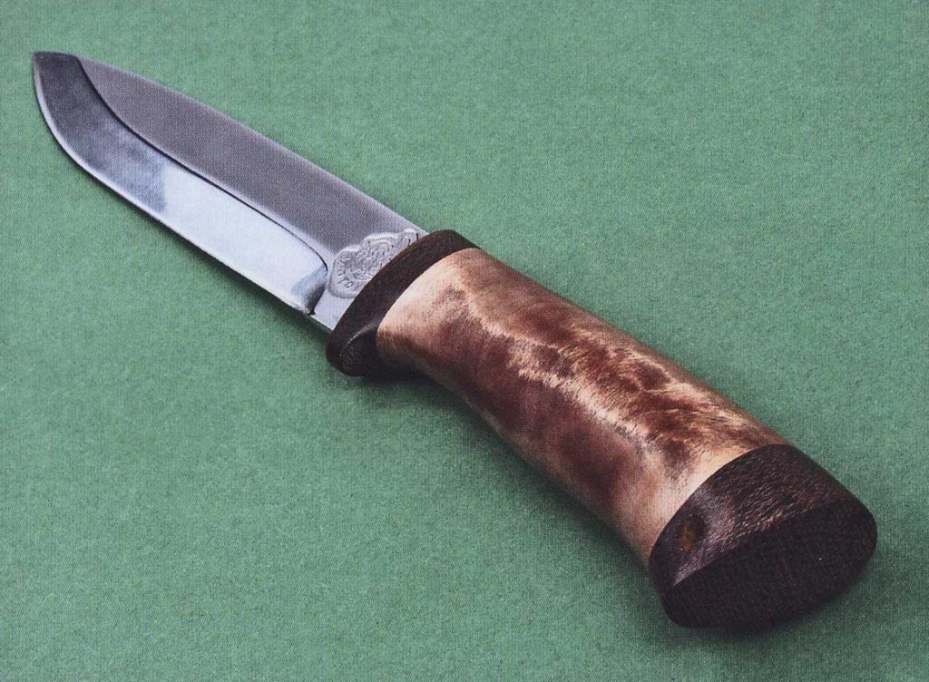 фото как сделать ручку для ножа построен
