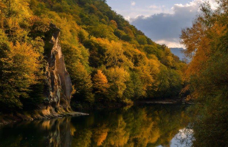 Река Псекупс, Краснодарский край