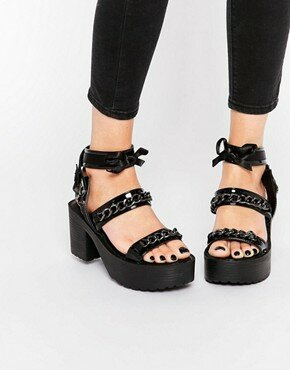 Распродажа женской обуви, туфель на каблуке и танкетке   ASOS