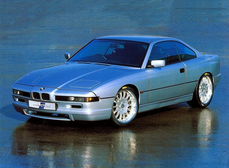 Hartge BMW 850i (E31)