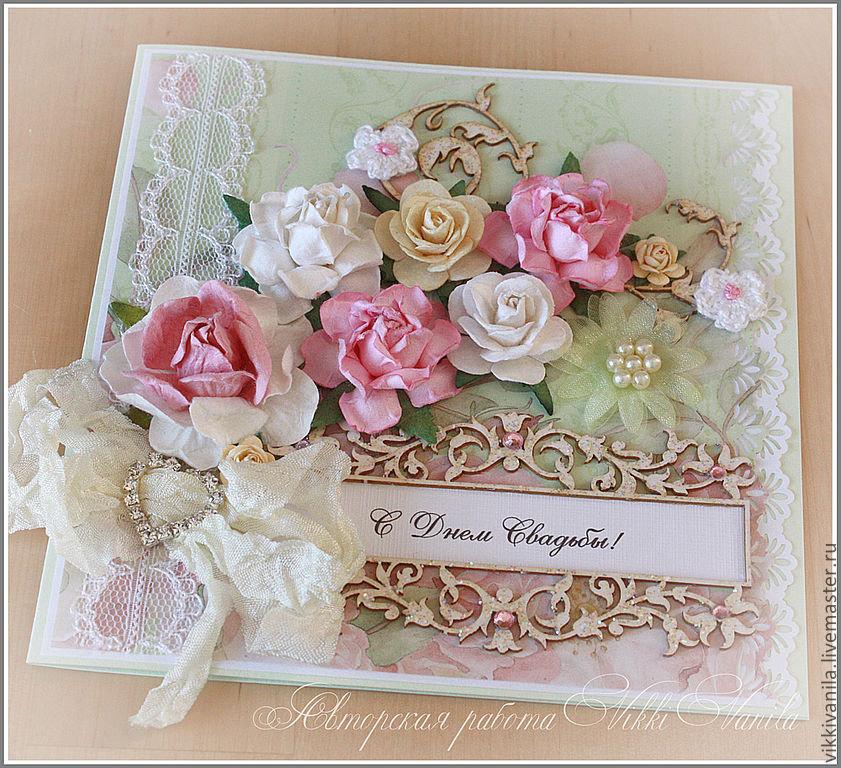 Поздравительные открытки с днем рождения скрапбукинг