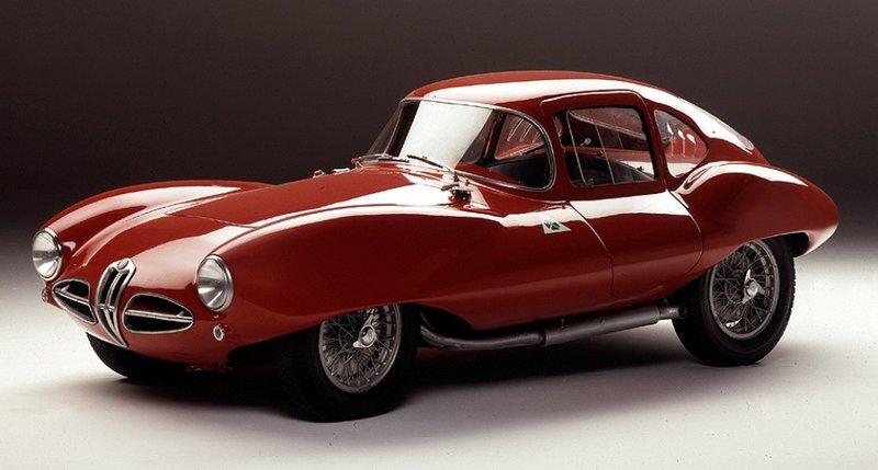 Alfa Romeo Disco Volante Coupe