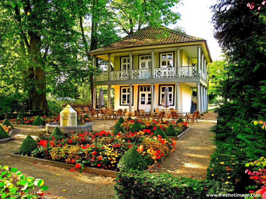 Landscape Modern Garden Design Ideas Wallpaper House Flower With