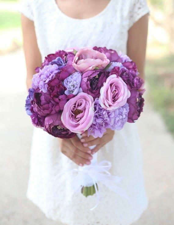 Какие цветы использовать для букета невесты супер акция доставка цветов, москва irport