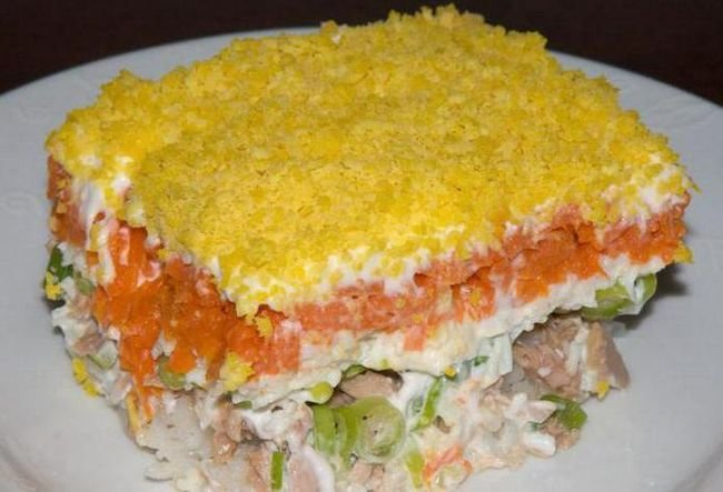 Ставрида черноморская хороша для приготовления салата «Мимоза»