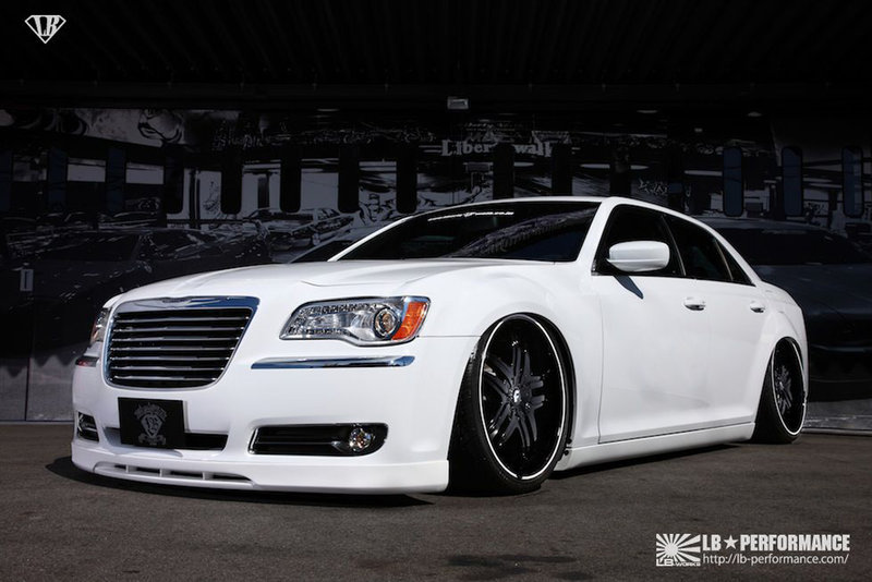 LB-Performance Chrysler 300