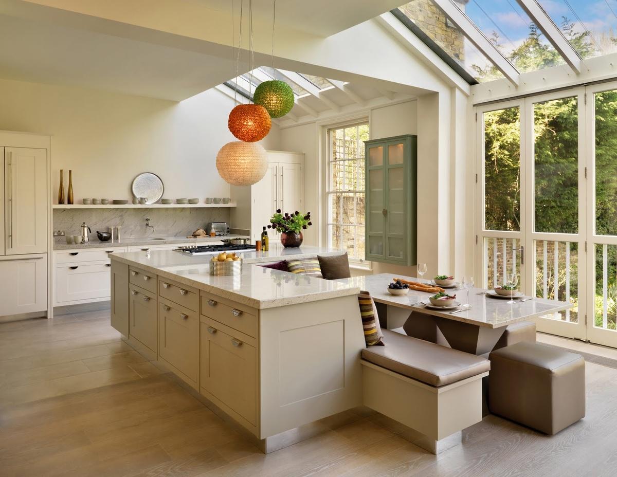 Смешно картинки, красивые кухни в частных домах фото дизайн 2018 года новинки угловые