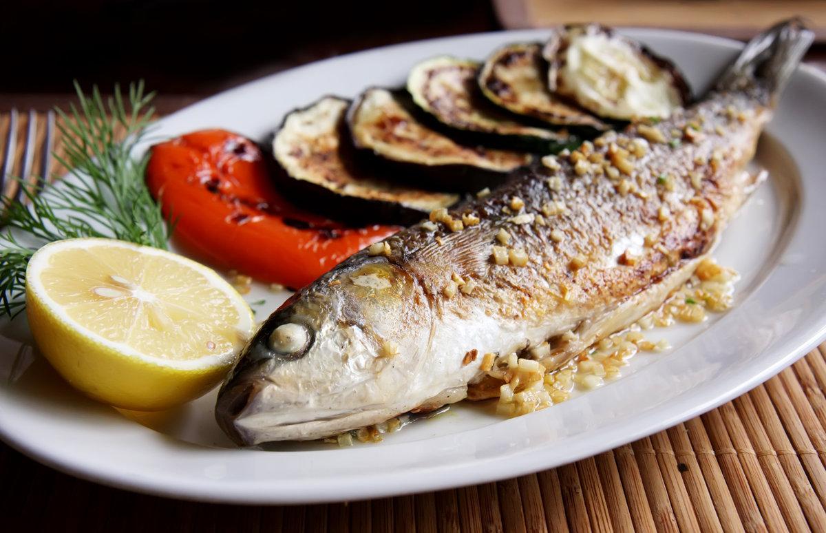о рыбе блюда из рыбы с картинками