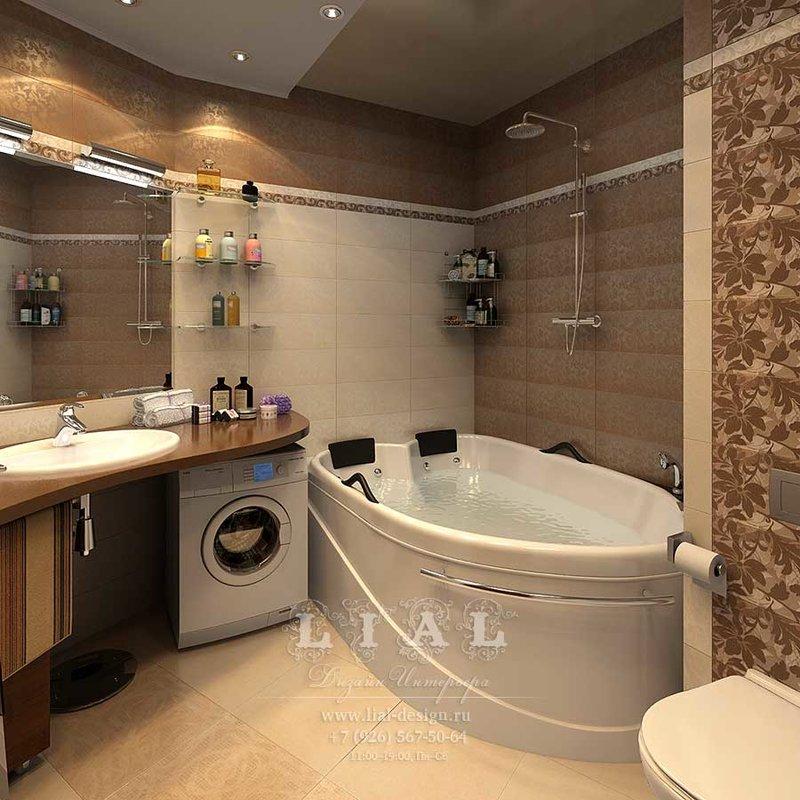 фото дизайн проекты ванных комнат