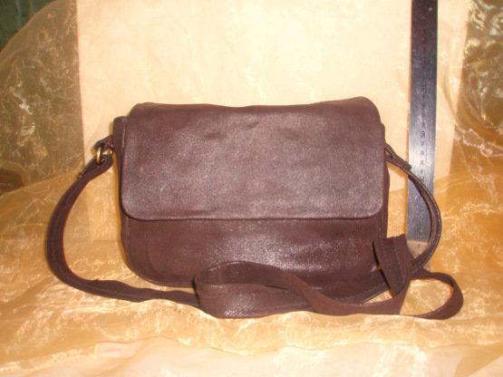 Коричневые кожаные сумки своими руками 148